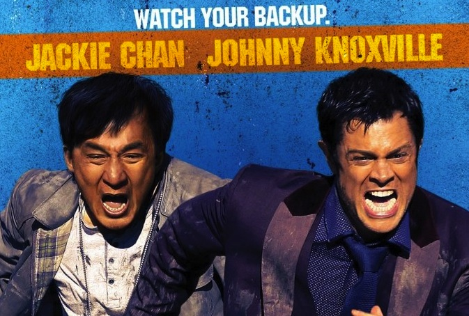 Preliminary thoughts on the late-period Jackie Chan film SKIPTRACE