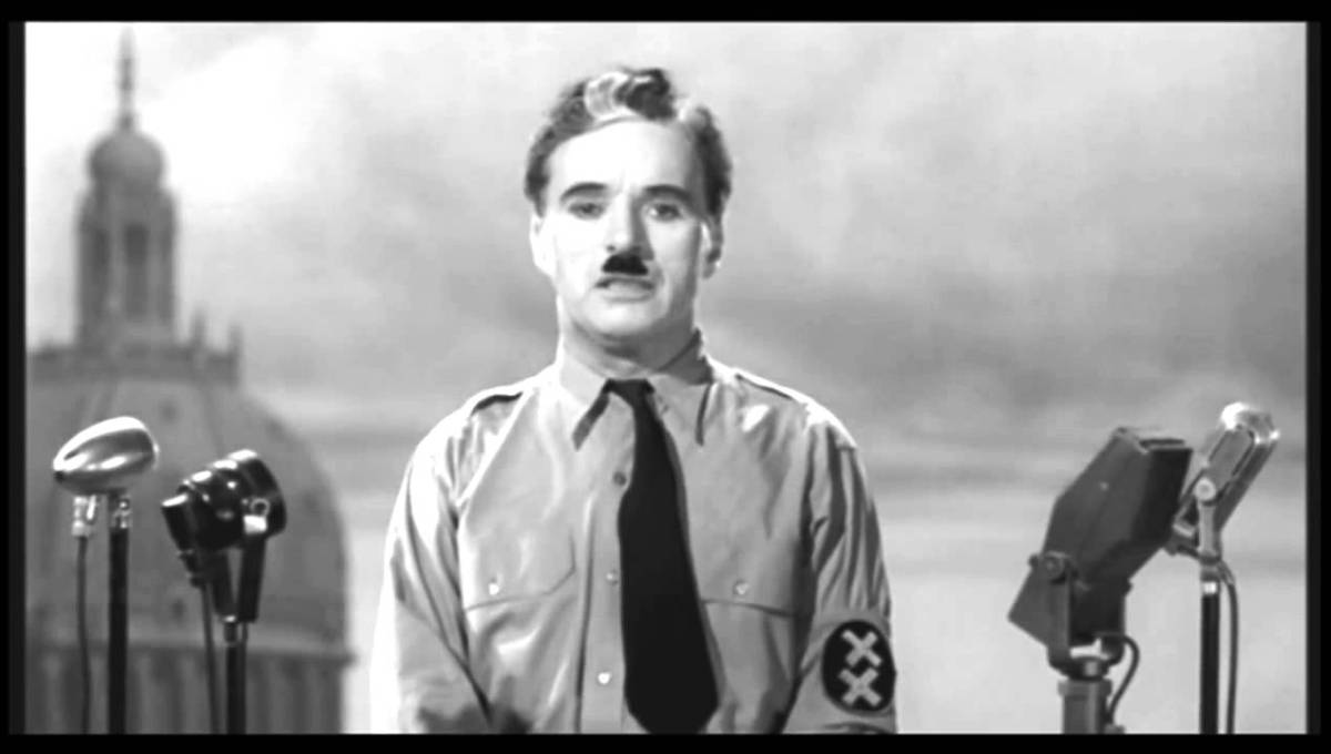 Notes on The Great Dictator
