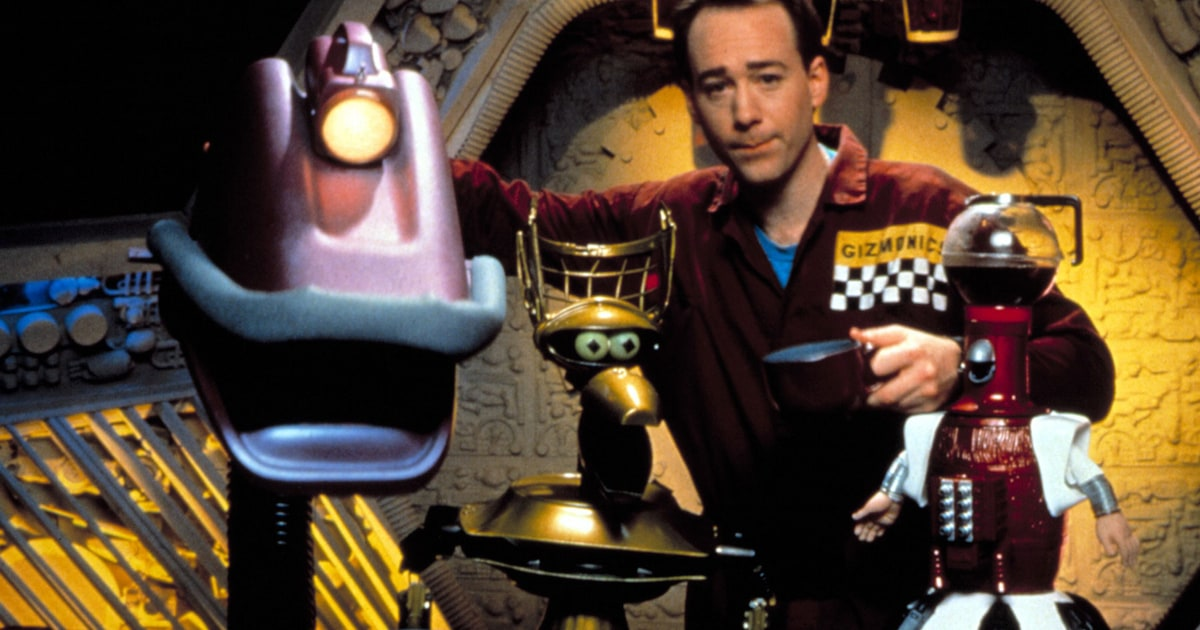 Mystery Science Theater 3000: AMemoir