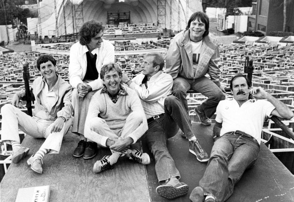 Revisiting Monty Python