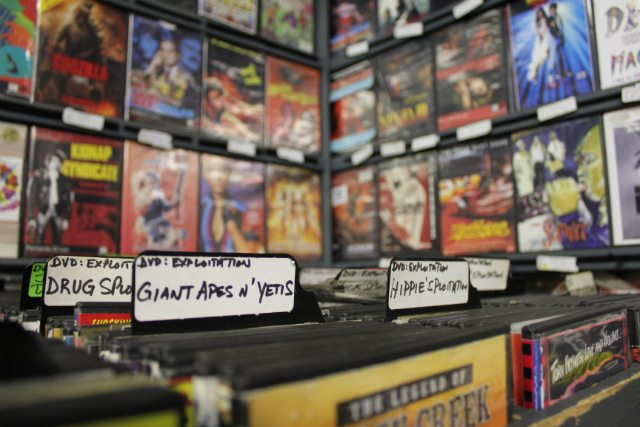 Video Stores I Have Known